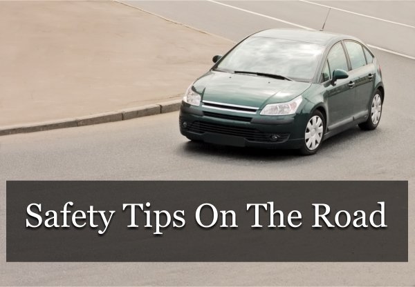 safety tips on the road