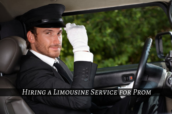 Hiring a Limousine Service for Prom