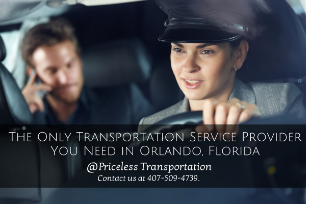 The Only Transportation Service Provider You Need in Orlando, Florida
